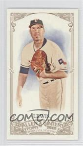 2012 Topps Allen & Ginter's Minis Allen & Ginter Back #341 - Colby Lewis