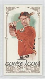 2012 Topps Allen & Ginter's Minis Allen & Ginter Back #47 - Buster Posey