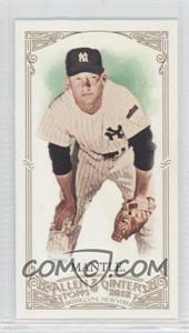 2012 Topps Allen & Ginter's Minis Allen & Ginter Back #7 - Mickey Mantle