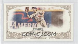 2012 Topps Allen & Ginter's Minis Allen & Ginter No Number #ANET - Andre Ethier