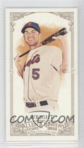 2012 Topps Allen & Ginter's Minis Allen & Ginter No Number #DAWR - David Wright