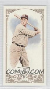 2012 Topps Allen & Ginter's Minis Allen & Ginter No Number #LOGE - Lou Gehrig