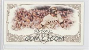 2012 Topps Allen & Ginter's Minis Allen & Ginter No Number #PASA - Pablo Sandoval
