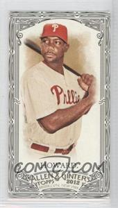 2012 Topps Allen & Ginter's Minis Black Border #306 - Ryan Howard