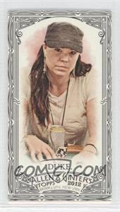2012 Topps Allen & Ginter's Minis Black Border #87 - Andy Dunning