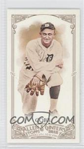 2012 Topps Allen & Ginter's Minis Red Allen & Ginter Baseball Back #197 - Ty Cobb /25