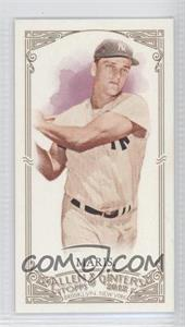 2012 Topps Allen & Ginter's Minis Red Allen & Ginter Baseball Back #225 - Roger Maris /25