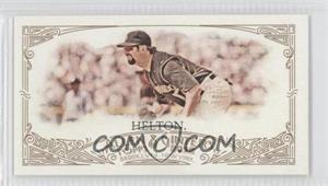 2012 Topps Allen & Ginter's Minis Red Allen & Ginter Baseball Back #231 - Todd Helton /25