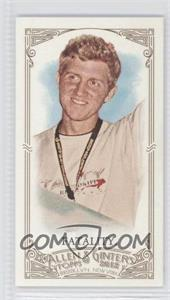 2012 Topps Allen & Ginter's Minis Red Allen & Ginter Baseball Back #278 - Fatal1ty /25