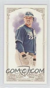 2012 Topps Allen & Ginter's Minis Red Allen & Ginter Baseball Back #329 - Billy Butler /25