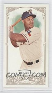 2012 Topps Allen & Ginter's Minis Red Allen & Ginter Baseball Back #334 - Adrian Beltre /25