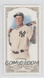 2012 Topps Allen & Ginter's Minis Rip Card High Numbers #392 - Curtis Granderson