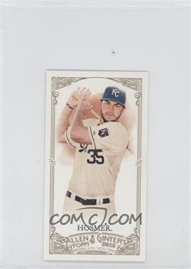 2012 Topps Allen & Ginter's Minis Rip Card High Numbers #393 - Eric Hosmer