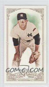 2012 Topps Allen & Ginter's Minis #7 - Mickey Mantle