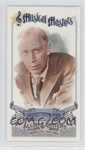 2012 Topps Allen & Ginter's Musical Masters Minis #MM-10 - Sean Proni