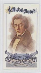 2012 Topps Allen & Ginter's Musical Masters Minis #MM-13 - Frank Chance