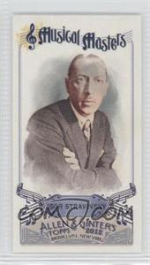 2012 Topps Allen & Ginter's Musical Masters Minis #MM-14 - [Missing]