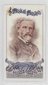 2012 Topps Allen & Ginter's Musical Masters Minis #MM-15 - Giuseppe Verdi