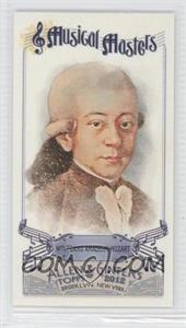 2012 Topps Allen & Ginter's Musical Masters Minis #MM-2 - Wonderful Monds