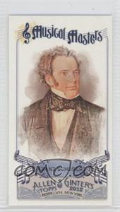 2012 Topps Allen & Ginter's Musical Masters Minis #MM-7 - [Missing]