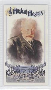 2012 Topps Allen & Ginter's Musical Masters Minis #MM-9 - Pyotr Illyich Tchaikovsky