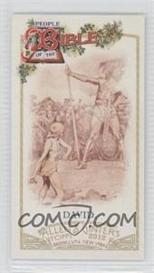 2012 Topps Allen & Ginter's People of the Bible Minis #PB-1 - David