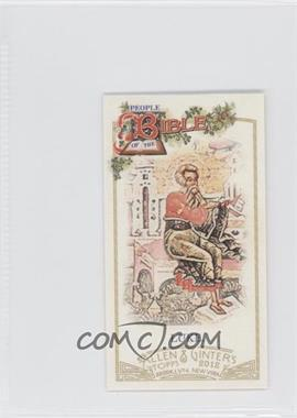 2012 Topps Allen & Ginter's People of the Bible Minis #PB-10 - [Missing]