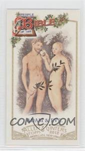 2012 Topps Allen & Ginter's People of the Bible Minis #PB-11 - Adam & Eve