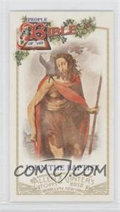 2012 Topps Allen & Ginter's People of the Bible Minis #PB-15 - John the Baptist