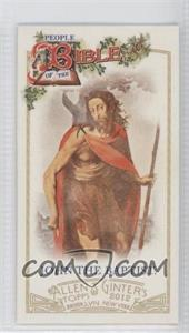 2012 Topps Allen & Ginter's People of the Bible Minis #PB-15 - [Missing]