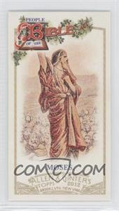 2012 Topps Allen & Ginter's People of the Bible Minis #PB-2 - Moses