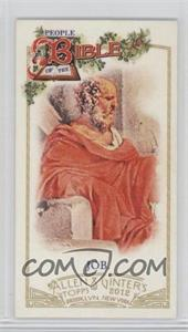2012 Topps Allen & Ginter's People of the Bible Minis #PB-4 - Job