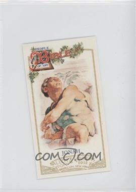 2012 Topps Allen & Ginter's People of the Bible Minis #PB-5 - Jonah