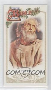 2012 Topps Allen & Ginter's People of the Bible Minis #PB-8 - Peter