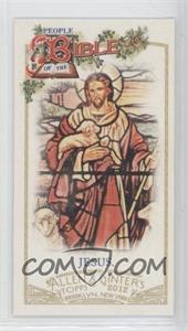 2012 Topps Allen & Ginter's People of the Bible Minis #PB-9 - Jesus