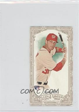 2012 Topps Allen & Ginter's Retail [Base] Minis Gold Border #12 - Bryce Harper