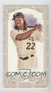 2012 Topps Allen & Ginter's Retail [Base] Minis Gold Border #128 - Andrew McCutchen