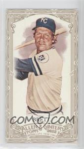 2012 Topps Allen & Ginter's Retail [Base] Minis Gold Border #137 - George Brett