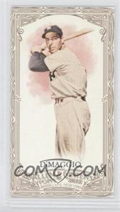 2012 Topps Allen & Ginter's Retail [Base] Minis Gold Border #181 - Joe DiMaggio