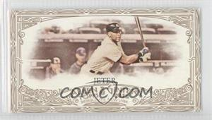 2012 Topps Allen & Ginter's Retail [Base] Minis Gold Border #274 - Derek Jeter