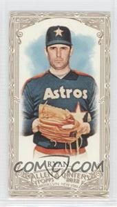 2012 Topps Allen & Ginter's Retail [Base] Minis Gold Border #345 - Nolan Ryan