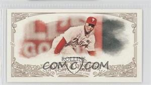 2012 Topps Allen & Ginter's Retail [Base] Minis Gold Border #40 - Jimmy Rollins