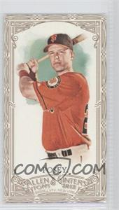 2012 Topps Allen & Ginter's Retail [Base] Minis Gold Border #47 - Buster Posey