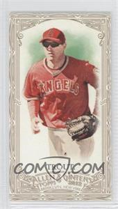 2012 Topps Allen & Ginter's Retail Minis Gold Border #140 - Mike Trout