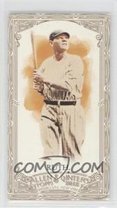 2012 Topps Allen & Ginter's Retail Minis Gold Border #176 - Babe Ruth