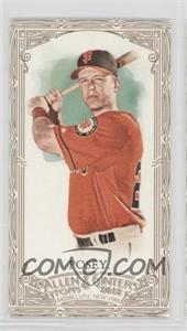 2012 Topps Allen & Ginter's Retail Minis Gold Border #47 - Buster Posey