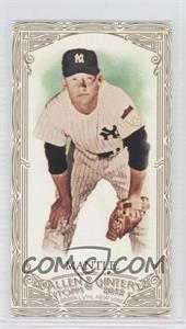 2012 Topps Allen & Ginter's Retail Minis Gold Border #7 - Mickey Mantle
