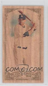 2012 Topps Allen & Ginter's Wood Minis #101 - James Loney /1