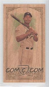 2012 Topps Allen & Ginter's Wood Minis #282 - Carlos Quentin /1
