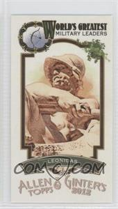 2012 Topps Allen & Ginter's World's Greatest Military Leaders Minis #ML-11 - Leonidas